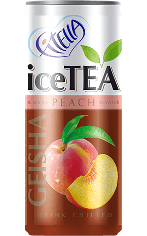 Ice Tea 250ml Puszka Peach